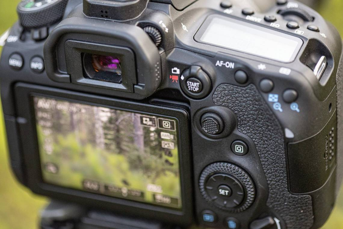 Canon EOS 90D - Intuitive & Versatile Operation - Canon UK