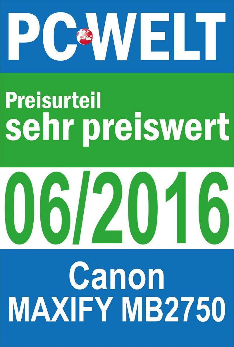 Canon_Maxify_MB2750_PCWelt_sehr_preiswert
