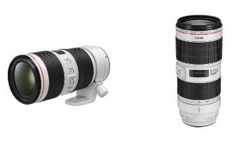 Canon upgrades the keystone of a photographer's kit bag - the popular 70-200mm L-series lens