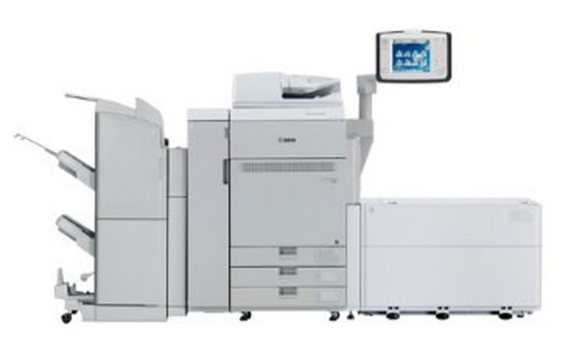 New features of the Canon imagePRESS C850 series strengthen customer application possibilities
