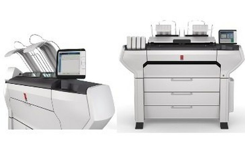 Canon launches ColorWave 3000 wide format series for customers in AEC&M sectors