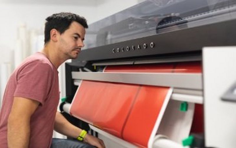 Canon UVgel technology powers business growth for EMEA print businesses