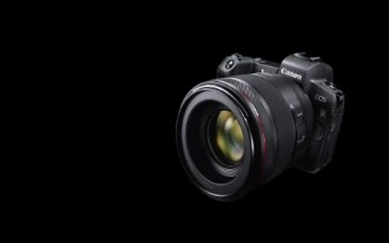 Canon launches new full frame camera and lens line-up as part of the revolutionary, new EOS R system