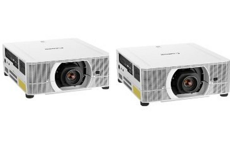 Canon revitalises projector line-up with innovative high-brightness and high-quality installation models