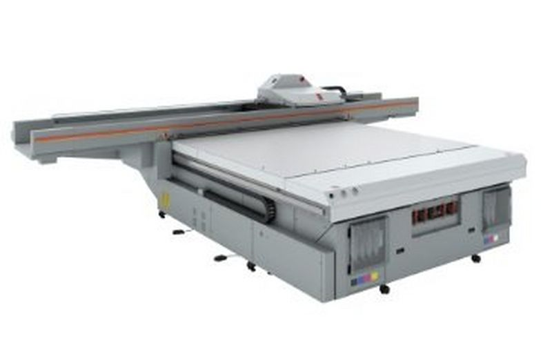 Canon at FESPA 2018 shows fully robotised flatbed print-and-cut solution for automation of high volume graphics production