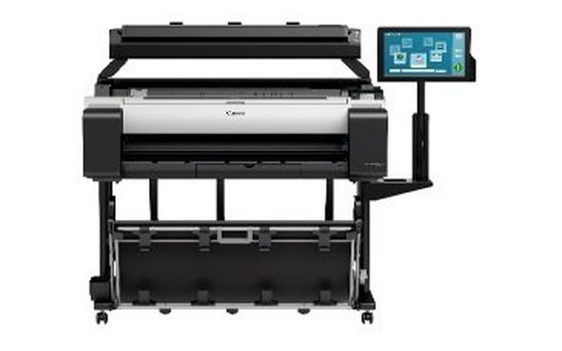 Canon launches imagePROGRAF TM Series for high quality, large format printing on demand for diverse working environments, including corporate, retail and education