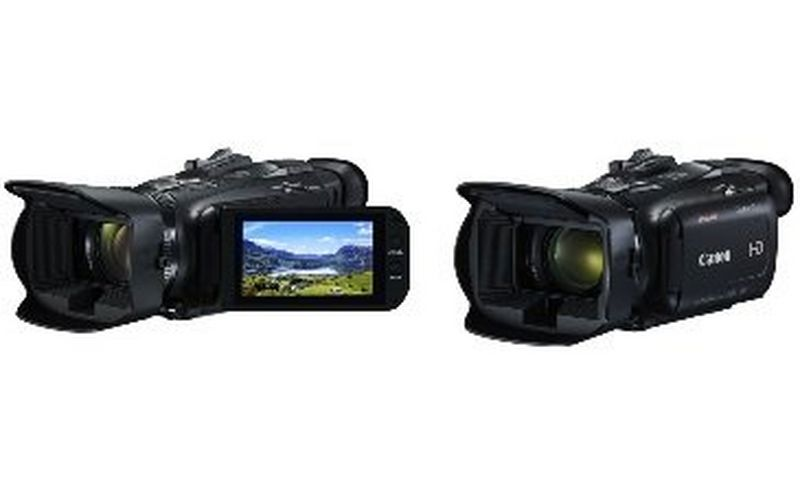 Confidently capture professional standard footage with Canon's new LEGRIA HF G26