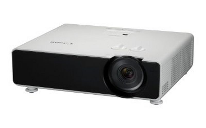 Compact, cost efficient and high-quality – Canon launches the LX-MU500Z laser installation projector