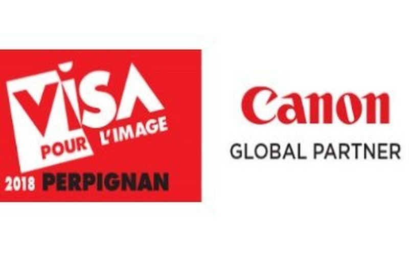 Canon celebrates photography excellence and the next generation of visual storytellers at Visa pour l'Image 2018