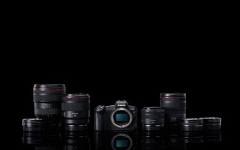 Canon once again revolutionises the future of photography and filmmaking with pioneering, new EOS R System