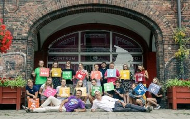 Canon celebrates 3rd anniversary of the United Nation's Sustainability Development Goals