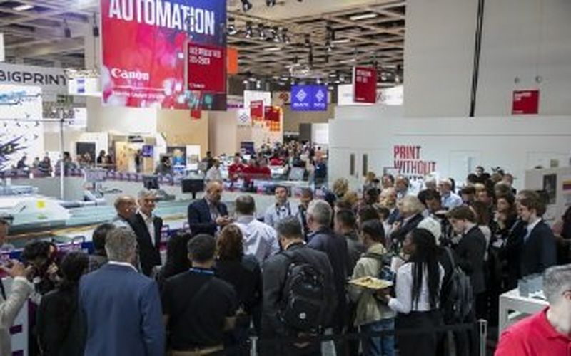 Canon welcomes record visitor numbers at FESPA 2018 to explore solutions to unleash productivity and creativity
