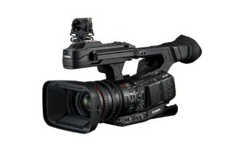 Canon revolutionises broadcast workflows with new flagship, XF-HEVC capable, XF705 camcorder