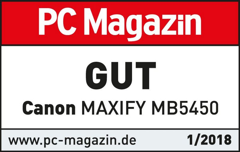201801_Canon_MAXIFY_MB5450_PC_Magazin_Gut.jpg
