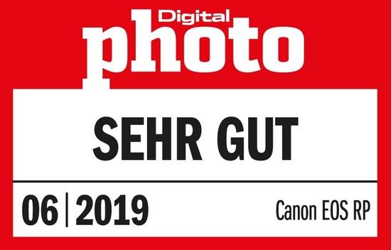 201906 Canon EOS RP DigitalPhoto Sehr Gut
