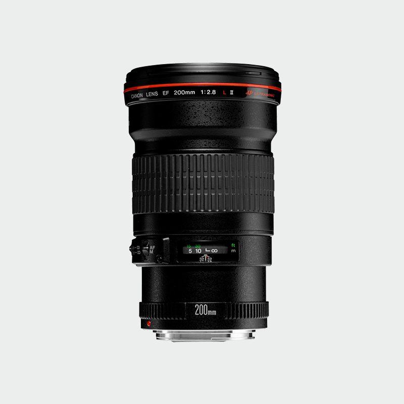 EF 200mm f/2.8L II USM L series Lense
