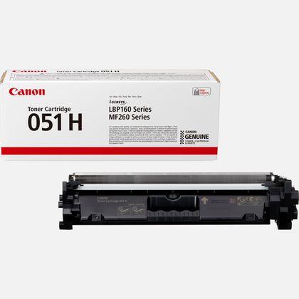 Cartouche de toner haut rendement Canon 051H, noir