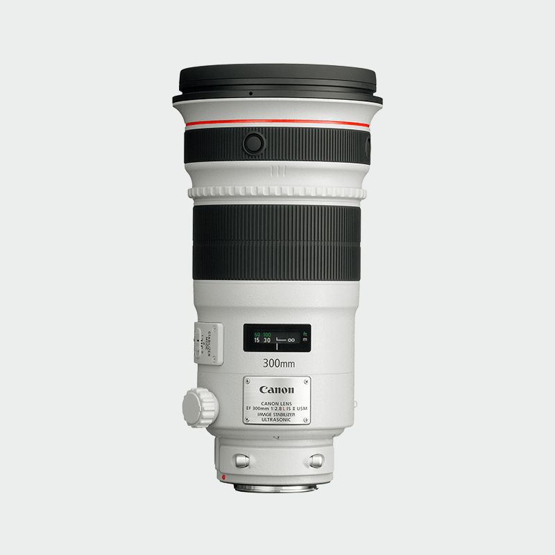 EF 300mm f/2.8L IS II USM L series Lense