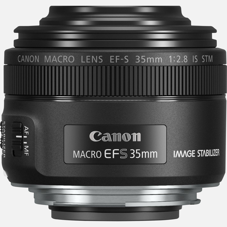Obiettivo Canon EF-S 35mm F2.8 Macro IS STM