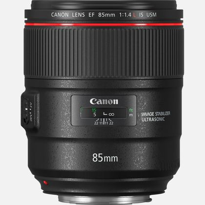 Objectif Canon EF 85mm f/1.4L IS USM