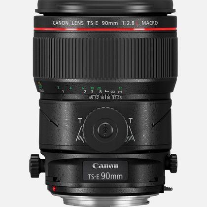 Objectif Canon TS-E 90mm f/2.8L MACRO
