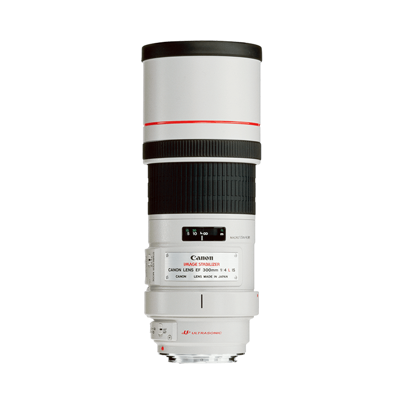 EF 300mm F4.0L IS USM