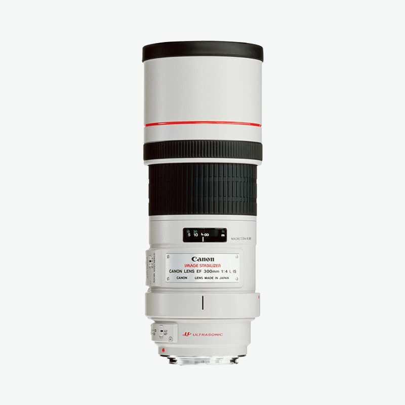 EF 300mm f/4L IS USM L series Lense