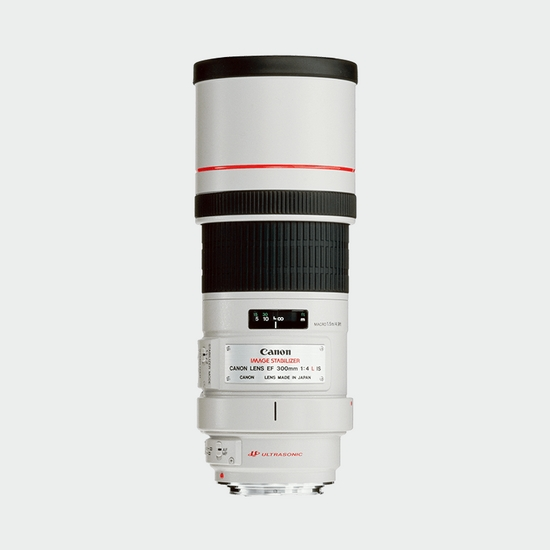 EF 300mm f/4 L IS USM