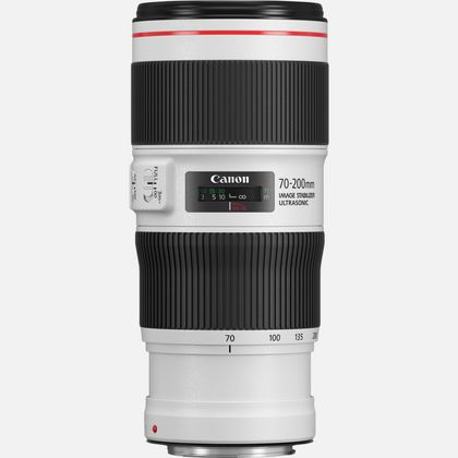 Objectif Canon EF 70-200mm f/4L IS II USM