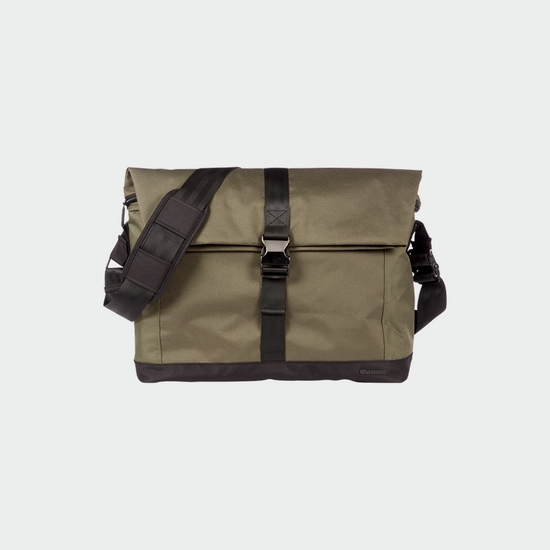 2385C001 - Canon MS11 Messenger Camera Bag, Dark Olive Green