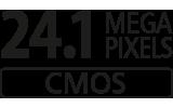24.1 megapixel