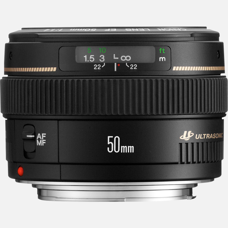 Image of Obiettivo Canon EF 50 mm f/1.4 USM