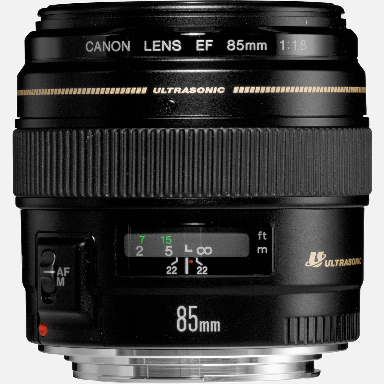 Image of Obiettivo Canon EF 85 mm f/1.8 USM