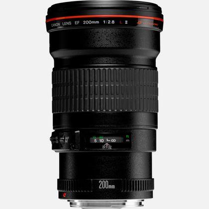 Objectif Canon EF 200mm f/2.8L II USM