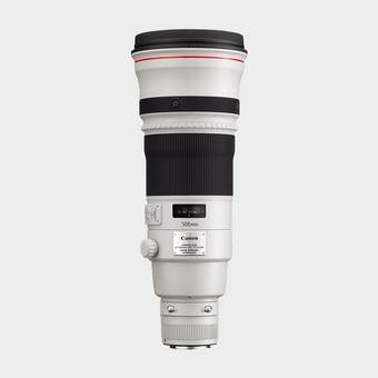 EF 500mm f/4 L IS USM II
