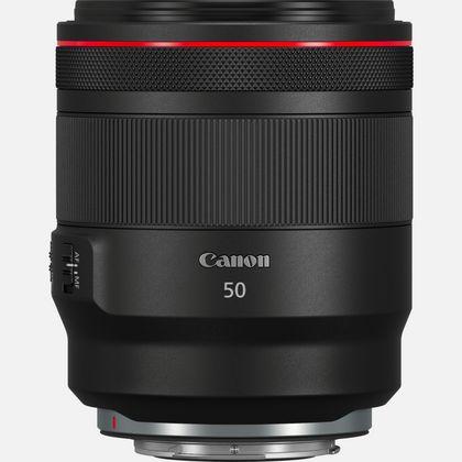 Objectif Canon RF 50mm f/1.2L USM