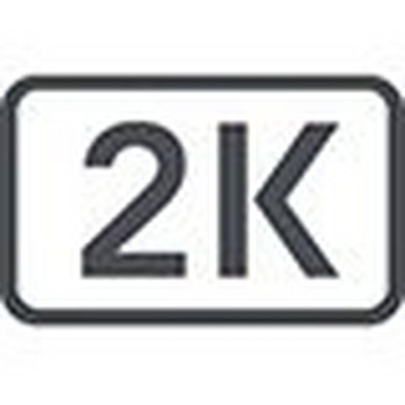 Значок стандарта 2k DVC