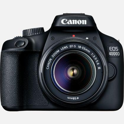 Canon EOS 4000D + Objectif EF-S 18-55mm III