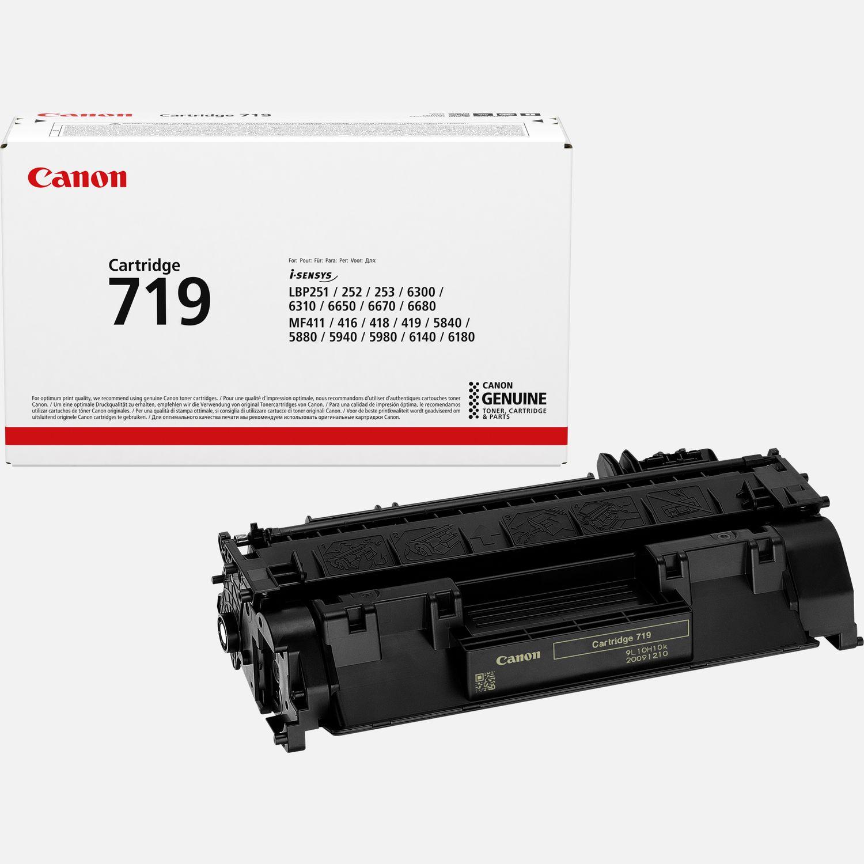 Image of Cartuccia toner Canon 719
