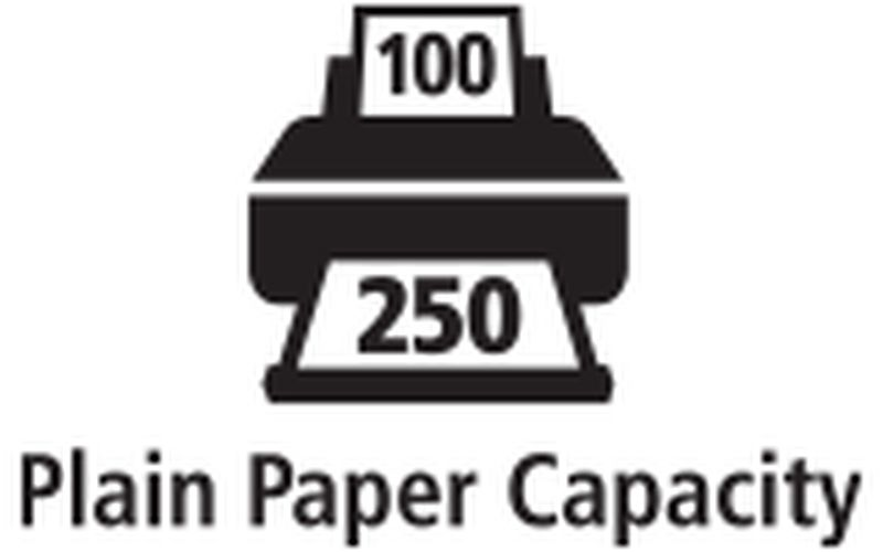 350-sheet-plain-paper-capacity