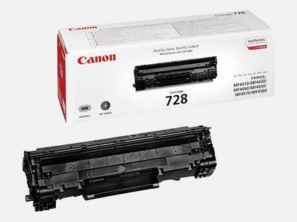 Cartouche toner Canon 728
