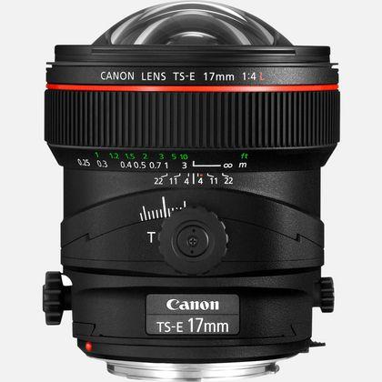 Objectif Canon TS-E 17mm f/4L