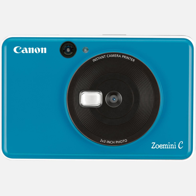 Canon Zoemini C instant fotoprinter, Seaside Blue