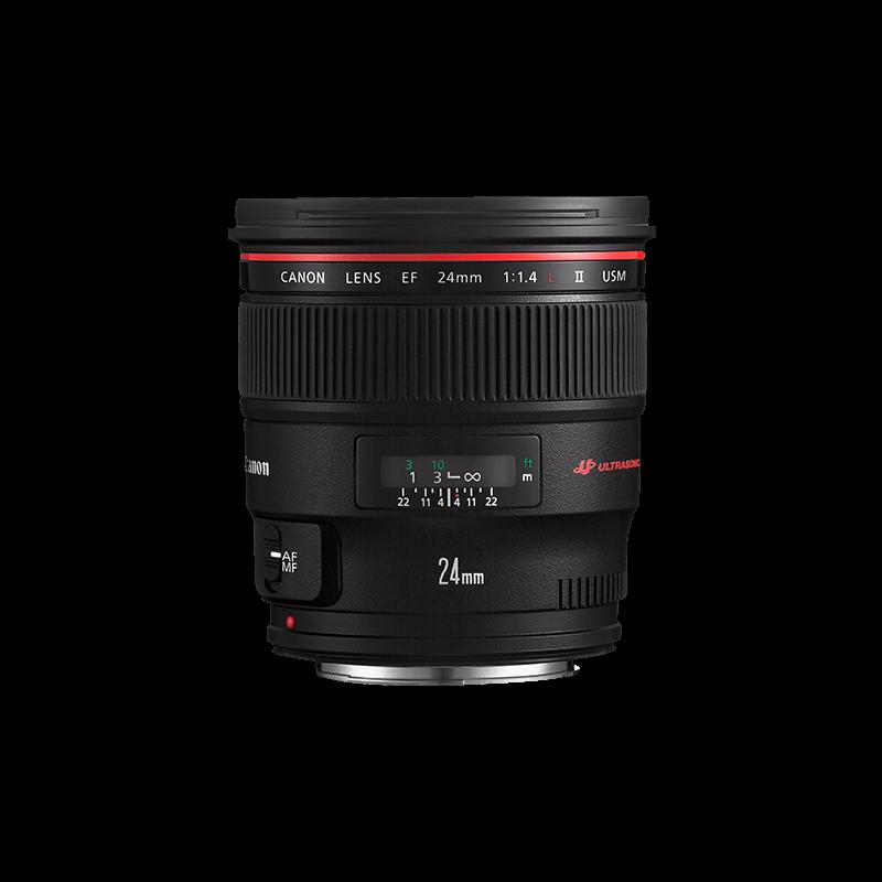 EF 24mm f/1.4L II USM L series Lense