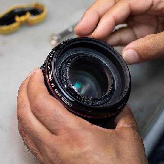 Lens Services