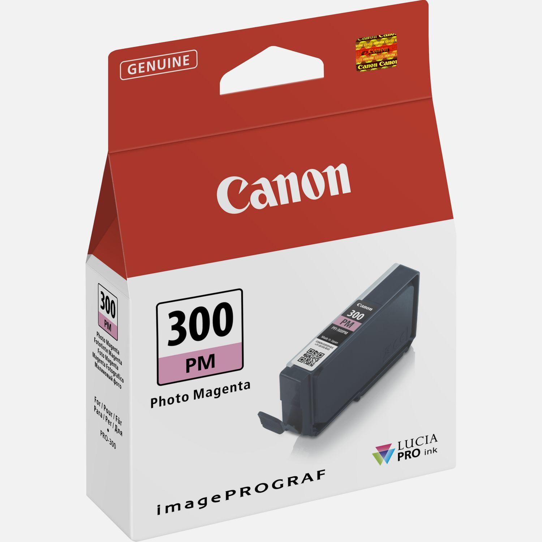 Canon PFI 300PM Fotomagenta inktcartridge