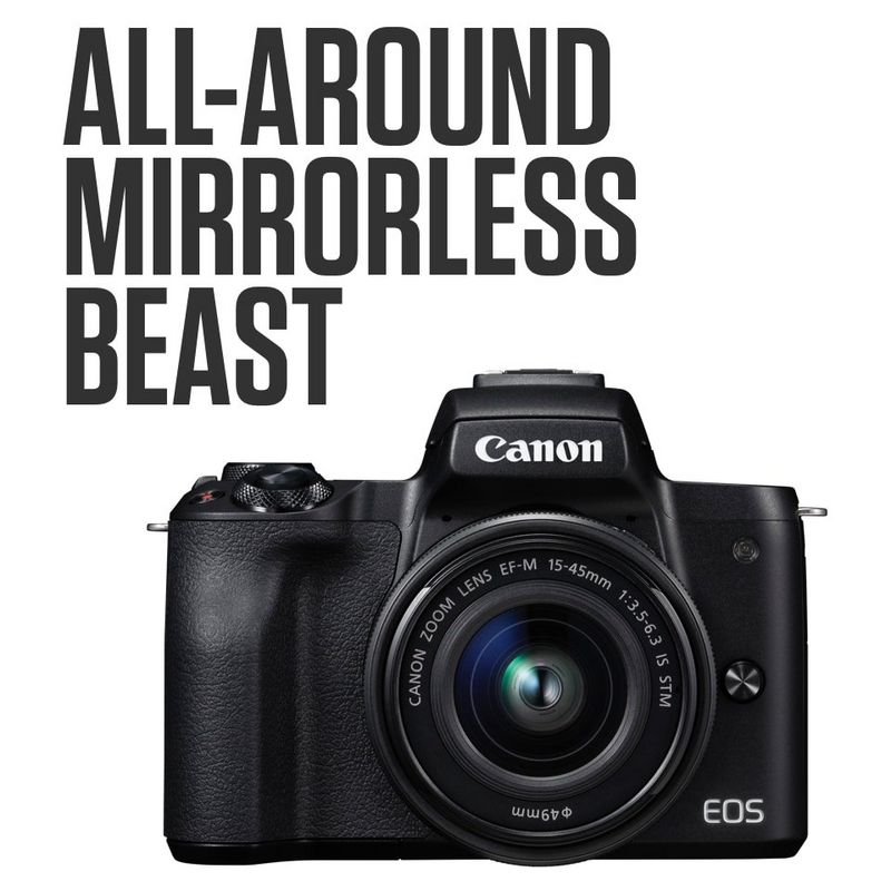 All-around mirrorless beast