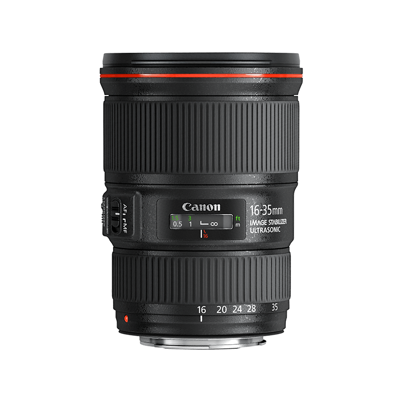 EF 16-35mm f/4L IS USM L series Lense
