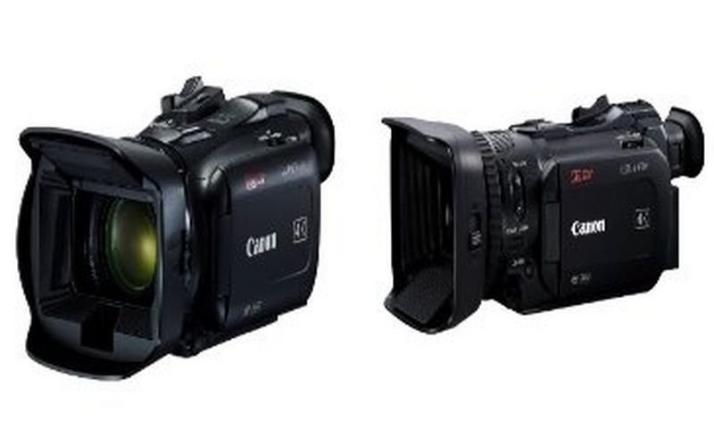 Capture the world in 4K - Canon announces two 4K camcorders, the LEGRIA HF G50 and LEGRIA HF G60