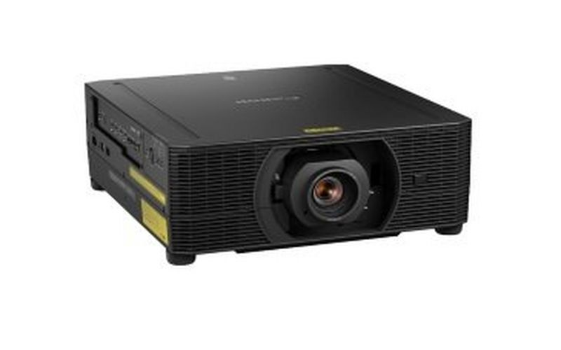 Canon announces the launch of a new compact 4K laser projector delivering enhanced user experience and connectivity